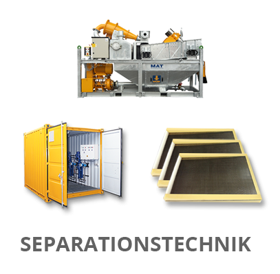 Separationstechnik