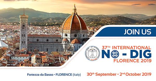 INTERNATIONAL NO-DIG 2019 FLORENCE